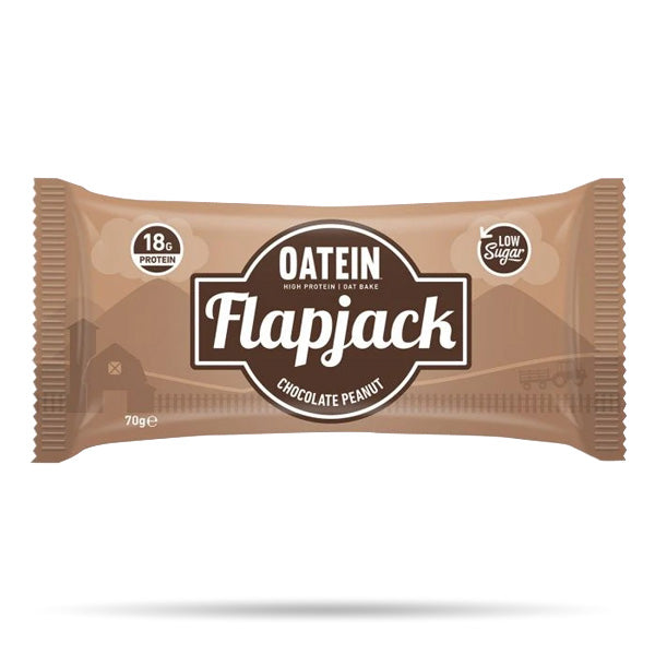 Oatein Low Sugar Protein Flapjack
