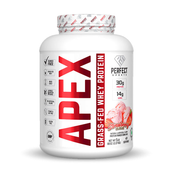 Perfect Sports - APEX Grass-Fed Whey Protein