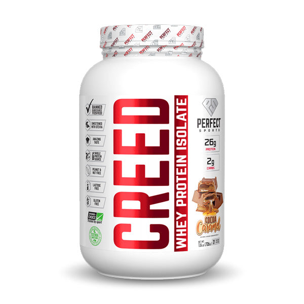 Perfect Sports - Creed Whey Protein Isolate