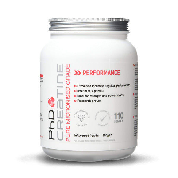PhD Nutrition - Creatine