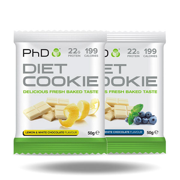 PhD Nutrition - Diet Cookie