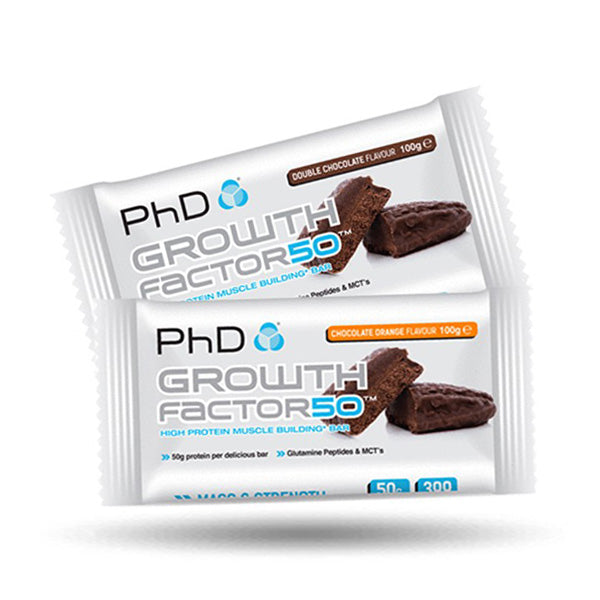 PhD Nutrition - Growth Factor Bars