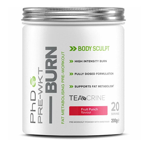 PhD Nutrition - Pre Workout Burn