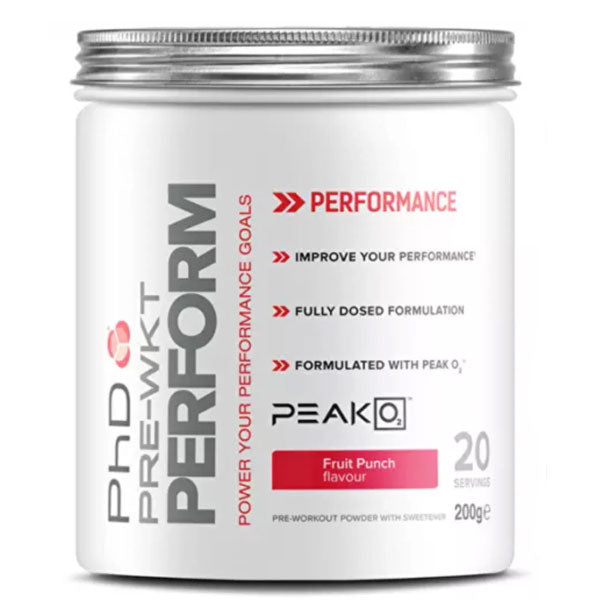 PhD Nutrition - Pre Workout Perform