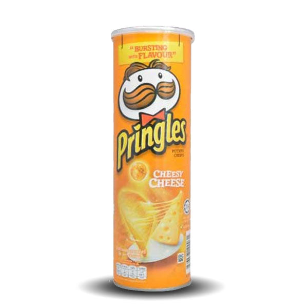 Pringles - Cheesy Cheese