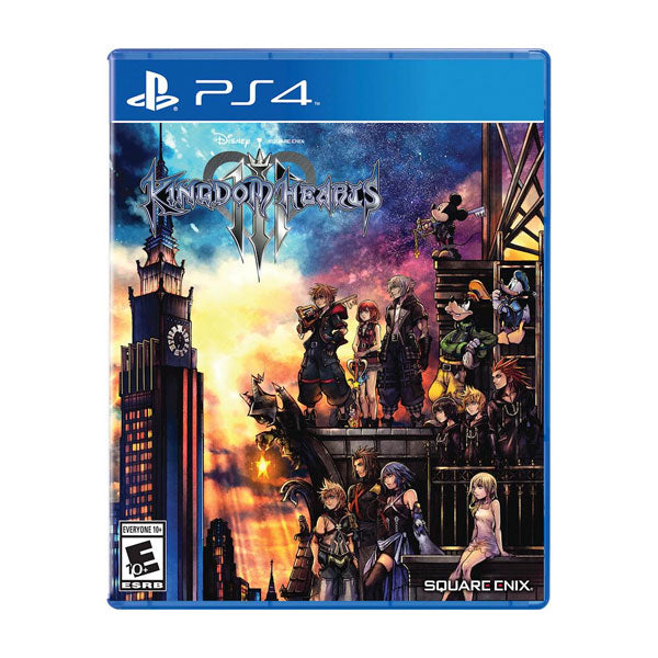PS4 Kingdom Hearts |||