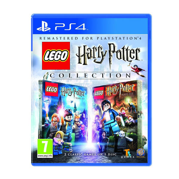 PS4 LEGO Harry Potter Collection R1