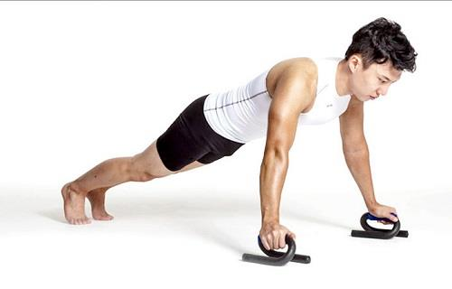 Push Up Stand Handles