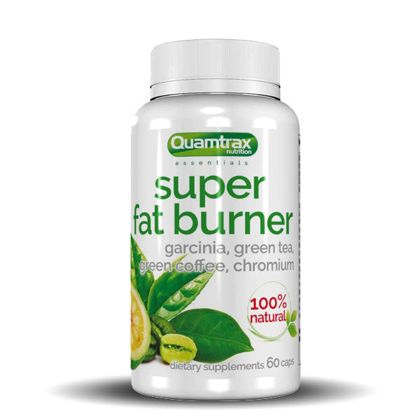 Quamtrax - Super Fat Burner - 60 Capsules
