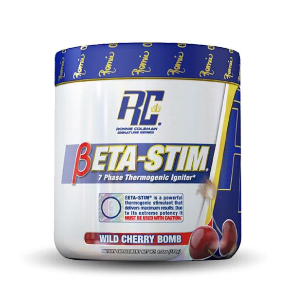 Ronnie Coleman - Beta Stim Fat Burner Powder