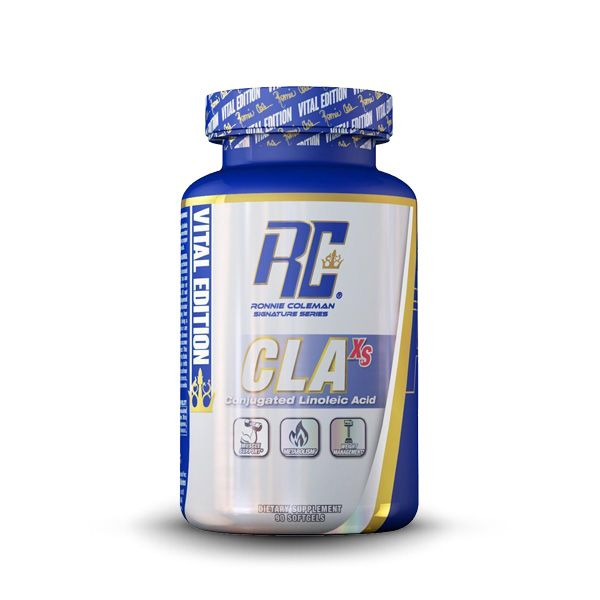 Ronnie Coleman - CLA XS - Unflavored - 90 Softgels