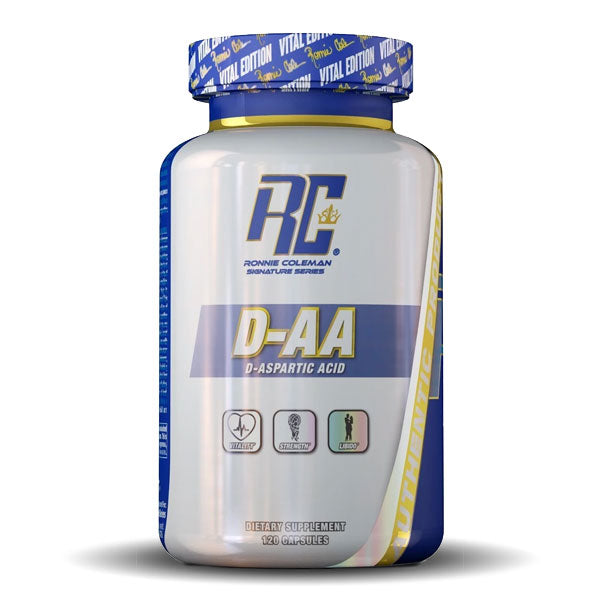 Ronnie Coleman - D-AA - 120 Capsules