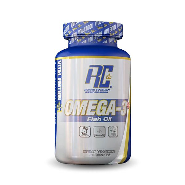 Ronnie Coleman - Omega XS