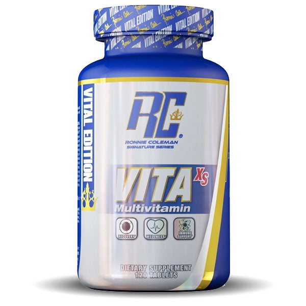 Ronnie Coleman - VITA XS - Unflavored - 120 Caplets