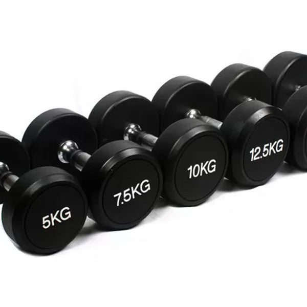 RALLY FITNESS® URETHANE DUMBBELL SETS - Set of 2