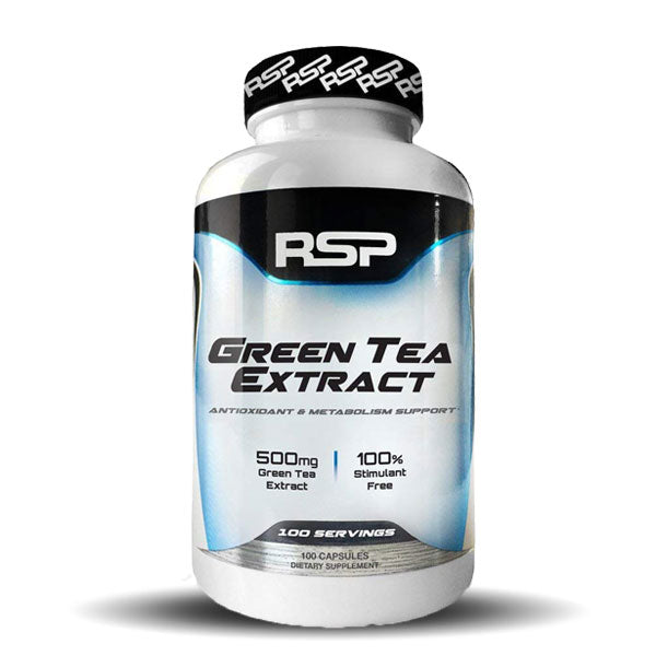 RSP Nutrition - Green Tea Extract - 100 Caps