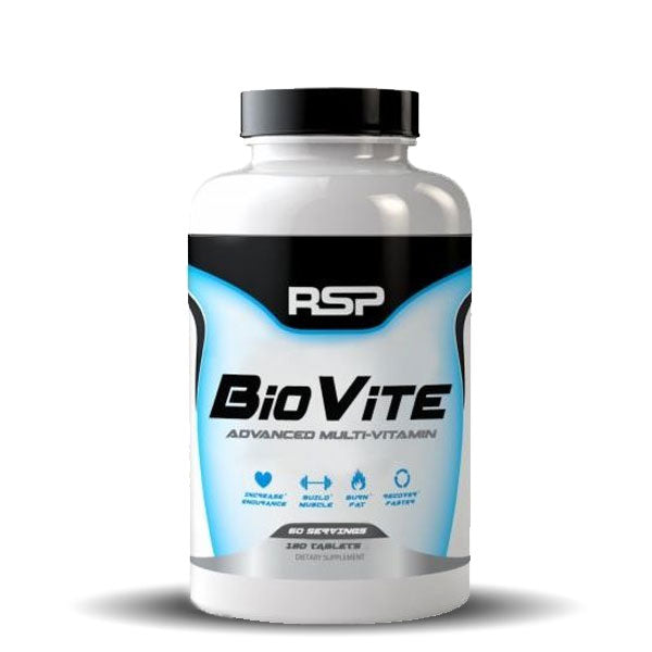 RSP Nutrition - BioVite Multivitamin