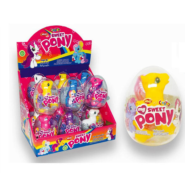 Candy Toys - Sweet Pony