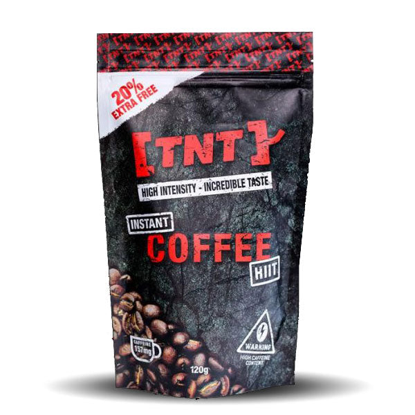 TNT Supplements - Instant Coffee HIIT