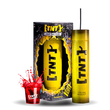 TNT Supplements - Light The Fuse Pre-Workout