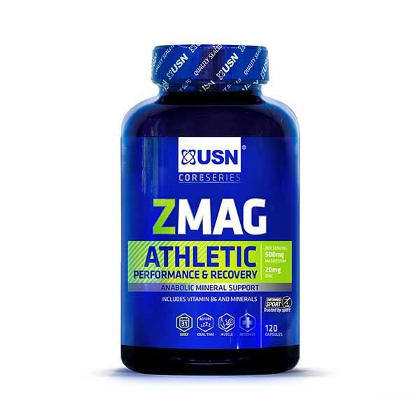 USN - ZMAG - Unflavored - 120 Capsules