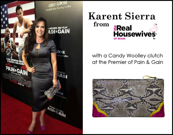 Karent Sierra real housewives of Miami