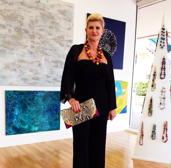 Leah Miles Sheila Payne Art Gallery Palm Beach