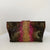 NELLY POUCH BAG, BROWN & MAGENTA, EXOTIC
