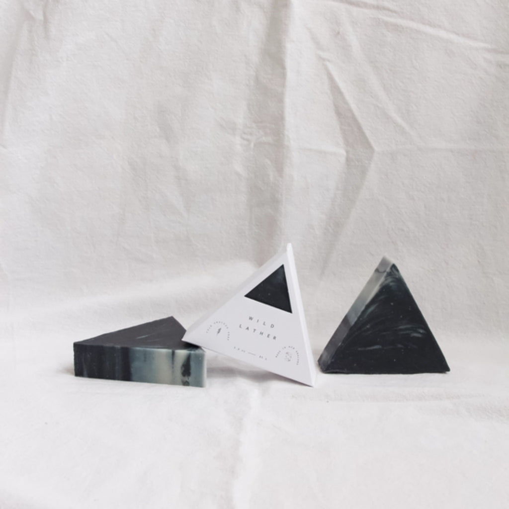 Milford Sound Triangle Soap // Fresh + Foresty