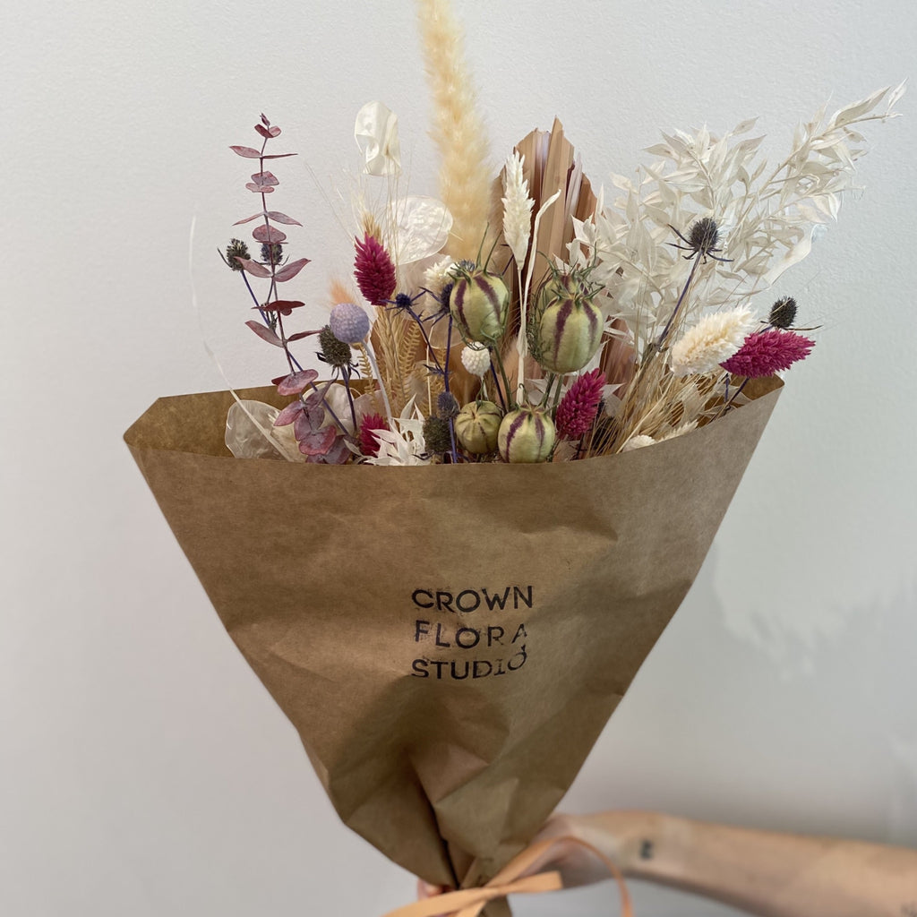 Dried Bouquet- Pinks