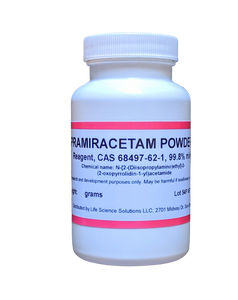 Pramiracetam powder, 100 Grams