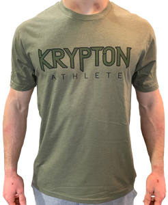 Krypton Athlete Tee