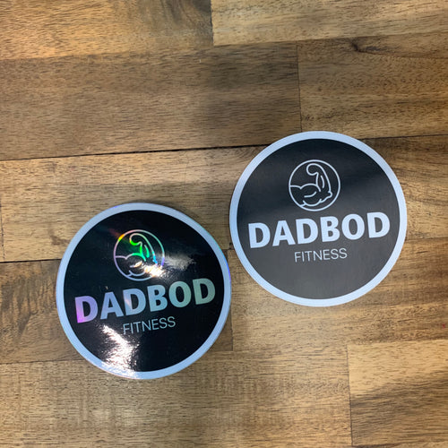 DADBOD Sticker Pack