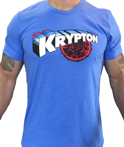 Krypton Cool Blue Tee