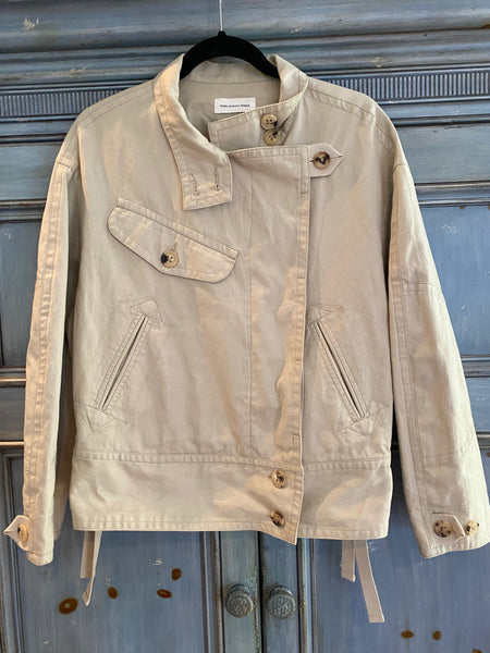 Isabel Marant Etoile Ira natural color jacket size 38