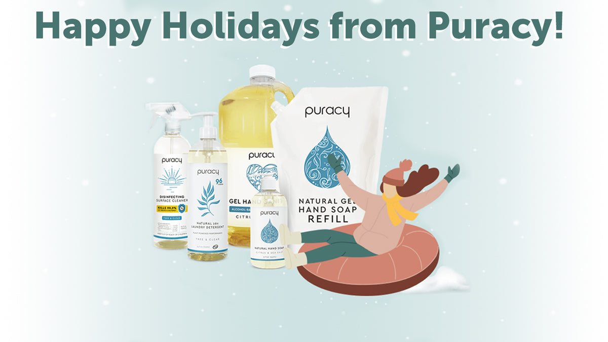 Puracy holiday gifts