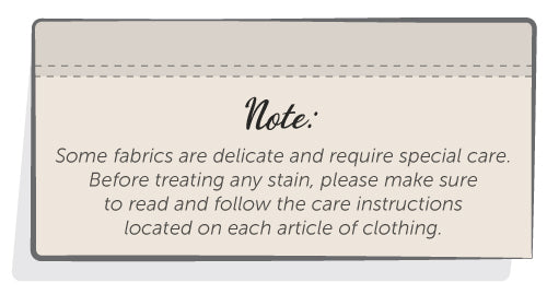 Clothing Care Instructions
