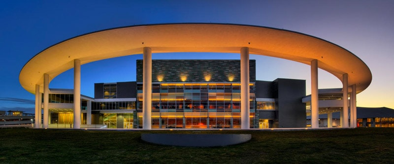 The Long Center for the Performing Arts in Austin, Texas
