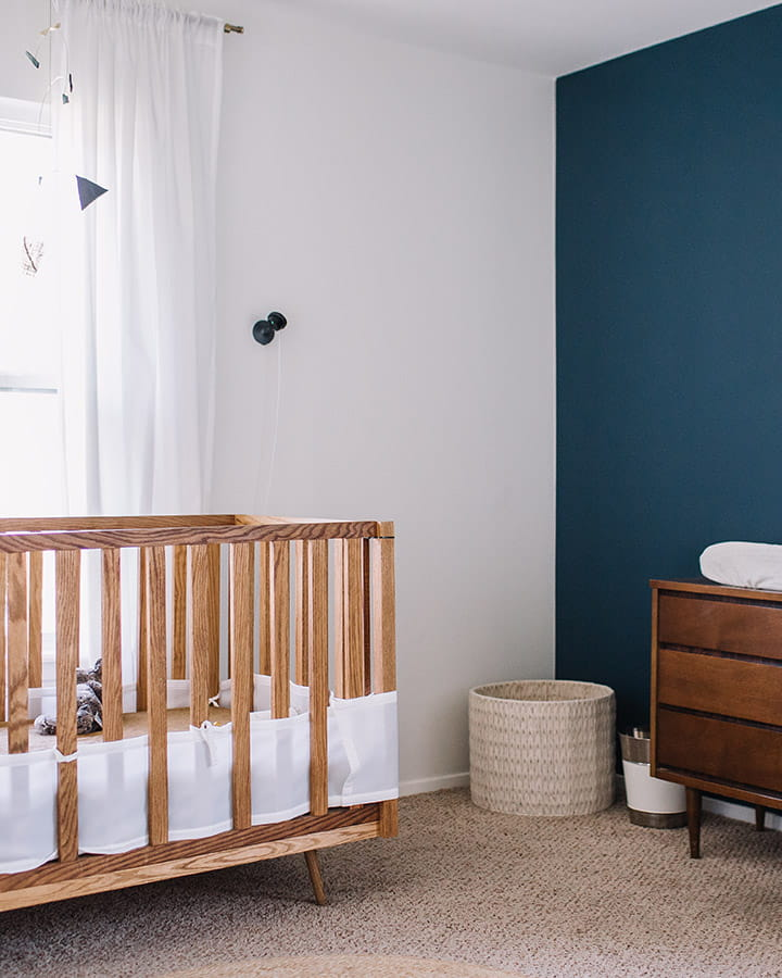 Babyproofing your bedroom