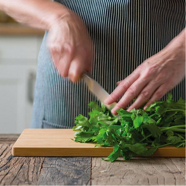 Bambu Undercut Bamboo Cutting Board