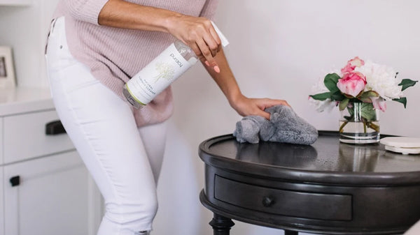 benefits of natural cleaning products