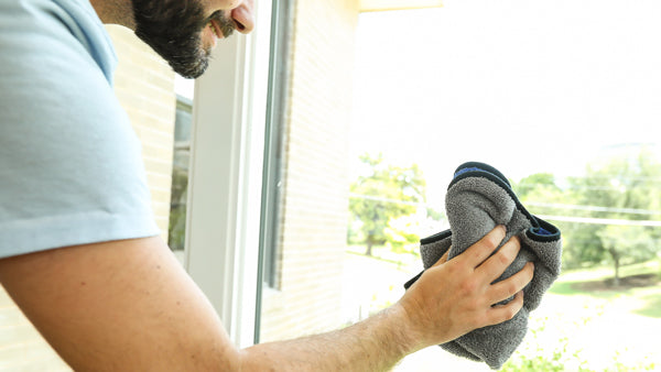 best rags for cleaning windows