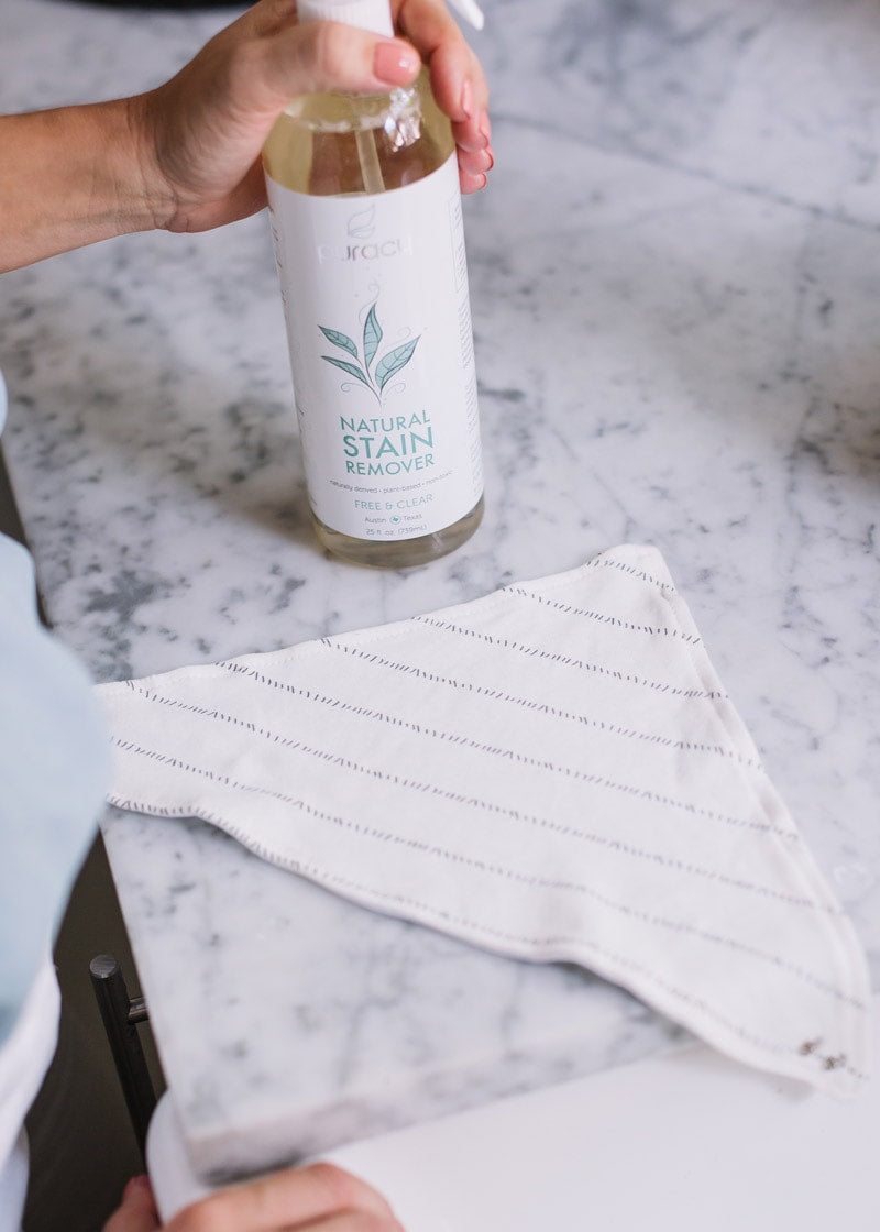 Clean Tough Stains with Puracy Natural Stain Remover