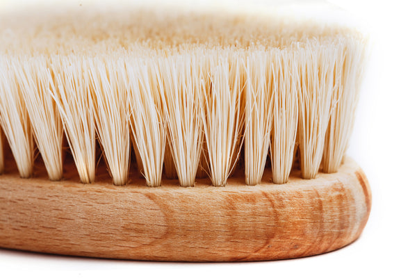 dry brush routine