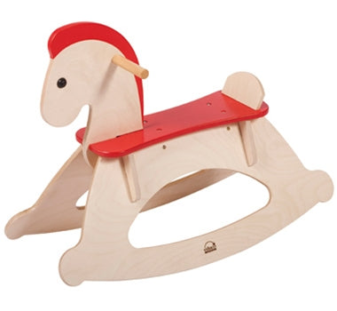 The Ultimate Green Store Ride and Rocking Horse