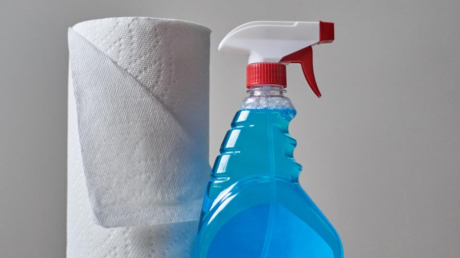 baby safe household cleaning products