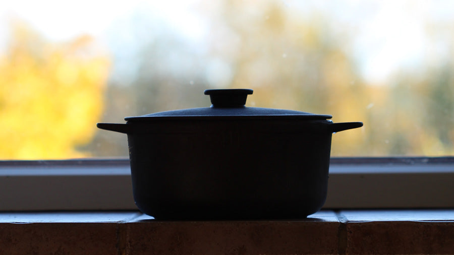 how to deep clean cast iron