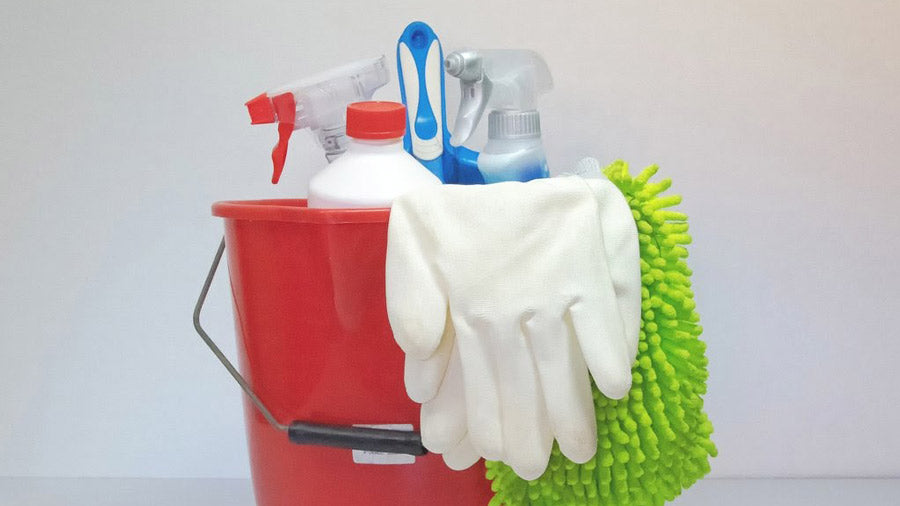pet cleaning supplies