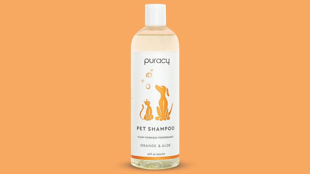 puracy pet shampoo