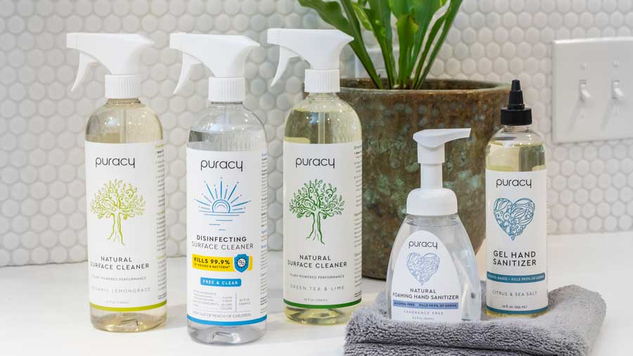 child safe cleaning products